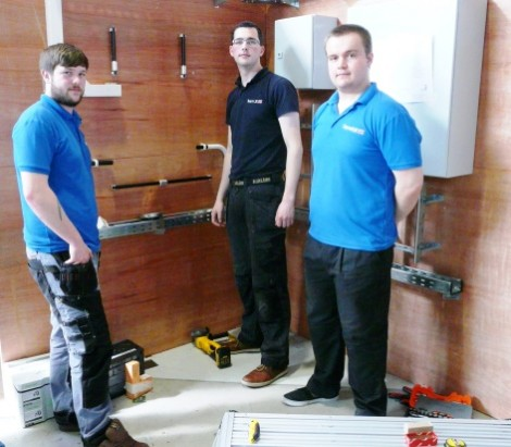 Image for South Wales electrical apprentices benefit from 'Skills Olympics' experience