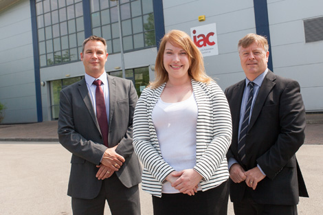 Image for Leading Gwent systems business plots bright future after three directors appointed